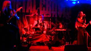 Battlelore - Khazad-dum pt.1 (Live @ Metal Crowd - 2011)