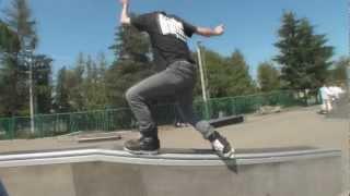 preview picture of video 'Promo Roll or Die Przasnysz 30 czerwca Skatepark'