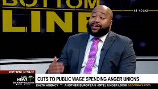 SABC News   The Bottom Line   Analysing #Budget2020