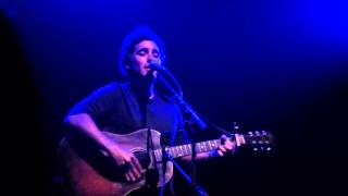 Joshua Radin - We'll keep running forever (live Acoustic Amsterdam Paradiso 02.05.2015) Netherlands