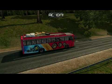Tabbu Vadakkans Bus In Bus Simulator Indonesia Kerala Bus
