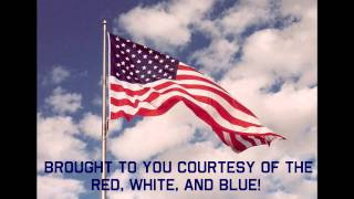 9/11 Tribute - Courtesy of the Red White and Blue by Toby Keith (lyric video)