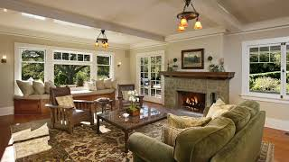 American Home Interior Decorating Styles