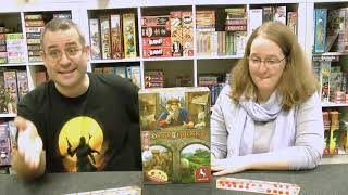 Hansa Teutonica: Big Box (Pegasus Spiele) / Essen 2020