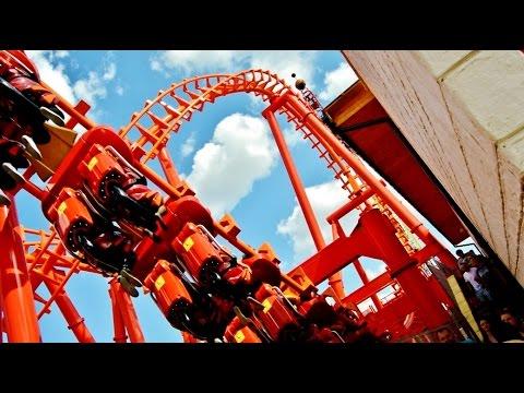 Mayan Rollercoaster