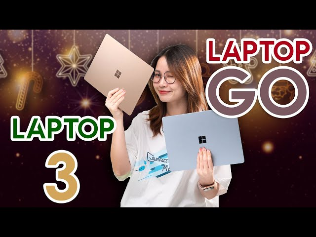 Surface Laptop Go vs Surface Laptop 3: Which should you choose?
