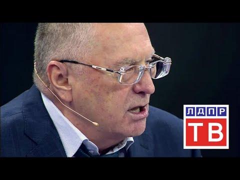Жириновский и Грудинин устроили дебаты на Ток-шоу 60 минут от 26.12.17