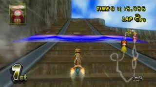 [MKWii] Rockslide Heights (SpyKid)
