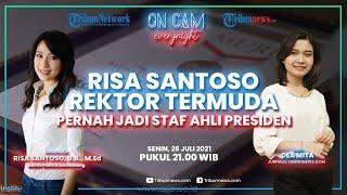 Self Confidence Ala Risa Santoso, Rektor Termuda yang Pernah Jadi Staf Ahli Presiden