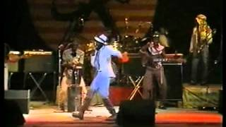 Eek a Mouse - Hire & Removal - Live 1982