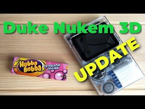 Duke Nukem 3D for Odroid-Go - UPDATE - смотреть онлайн на Hah Life