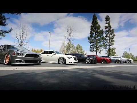 Chrysler / Dodge LX Platform Pre-Spring Fest 2014 Meet / AG Wheels