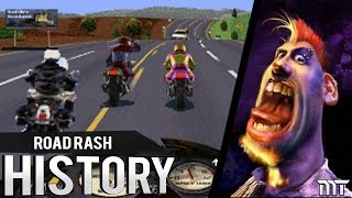 Picture of a game: Road Rash 3