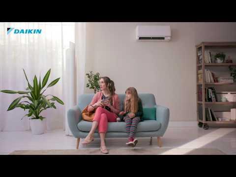 immagine di anteprima del video: Daikin Stylish - Flash Streamer
