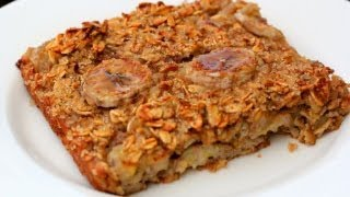 Baked Banana Oatmeal - Clean & Delicious® Recipe