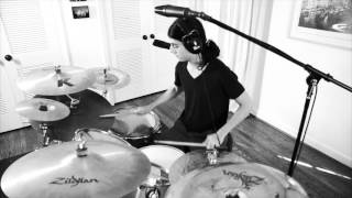 D'Angelo: Alright - Drum Cover by Griffin Photoglou