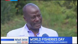 Farmers converge in Malava to commemorate World Fisheries Day