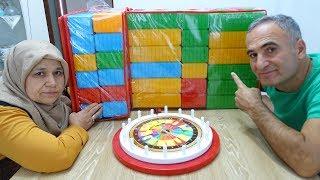 Lezzet Çarkı Pilsan Legolar Hediyeli AyŞe Çok SEVİYOR