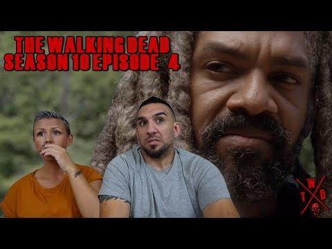 The Walking Dead Season 10 Episode 4 'Silence the Whisperers' REACTION!!