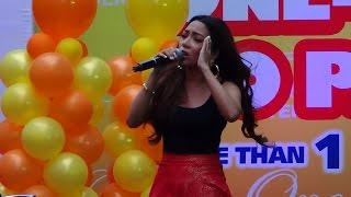 JONALYN VIRAY - Help Me Get Over (Live in Two Shopping Center!)