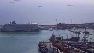 preview picture of video 'PORT DE BARCELONA'