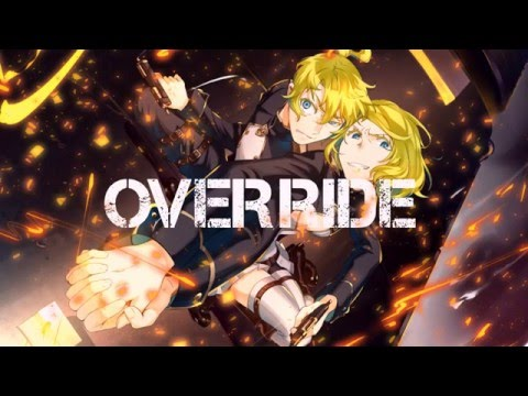 "Kagamine Rin&Ren - ""OVERRIDE""(original)"
