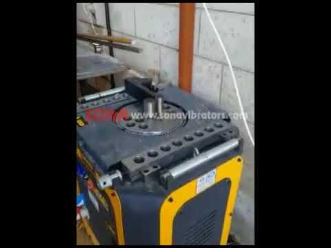 Iron Bar Bending Machine 40mm