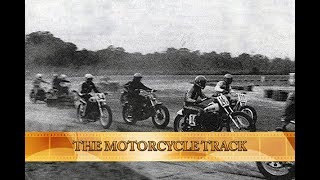 Speedbowl Doc Shorts | 1972 Motorcycle Track