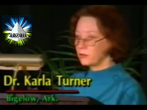 Karla Turner ✪ Masquerade of Angels ET Agenda UFO Disclosure ♦ Grey Alien Abduction 3