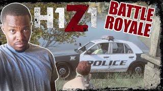 Battle Royale H1Z1 Gameplay -  YO MOMMA GARDENS! | H1Z1 BR Gameplay