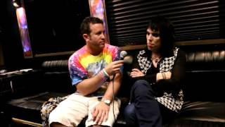 The Struts interview at the Riptide Music Festival