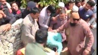 Hafiz Sabar Sahib Ki Namaz E Janaza