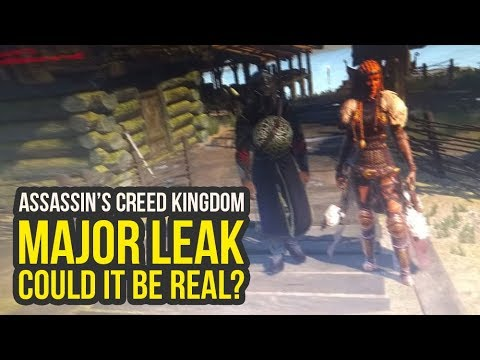 Assassin's Creed Kingdom MAJOR LEAK Could It Be Real? All The Info (AC Kingdom)