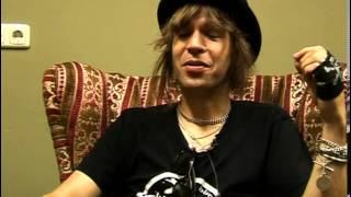 The Dandy Warhols 2008 interview - Peter Holmstrom (part 1)