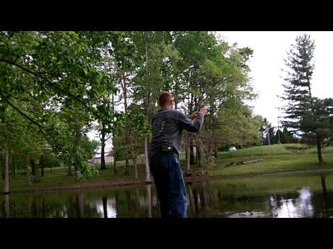 Pond Hoppin for Bass with Low Tiders Outdoors