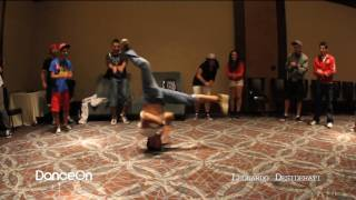 Fall Out/NWY Crew from Rome Freestyle in Las Vegas to 'Spend My Life (Original Mix)' by Reelsoul