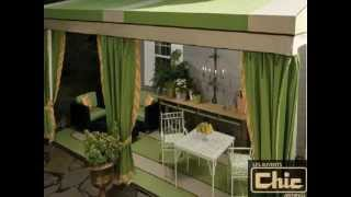 preview picture of video 'Retractable Awnings and Patio Coverings (514)489-8900 | Montreal Quebec Awnings and Patio Coverings'