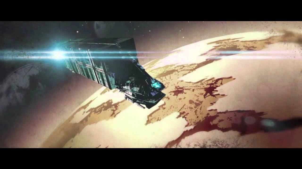 Rustlers, Blood Feuds All Part Of Starhawk's Opening Cinematic