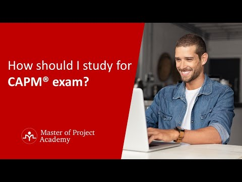 How should I study for CAPM® exam? - YouTube