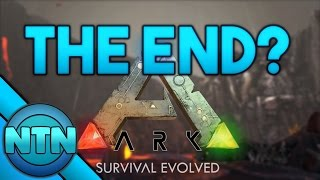 ARK:Survival Evolved Ending