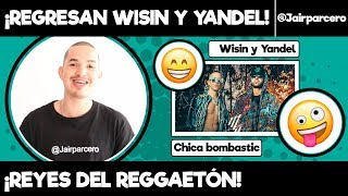 "COLOMBIANO REACCIONA A ""CHICA BOMBASTIC"" DE WISIN Y YANDEL"