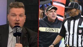 Do NFL Refs Hate The Saints?