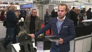 Радиостанции компании «Доля и Ко. ЛТД» на оружейной выставке