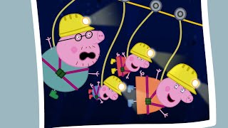Peppa Pig Full Episodes |Caves #45