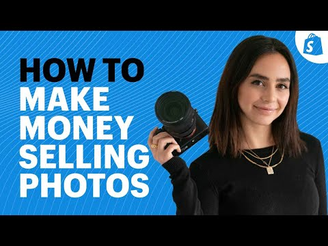 How to Sell Photos Online: 7 Ways to Make Money With Photography