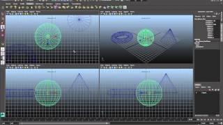 Maya LT 101: Viewport Display Options