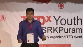 the brute force how i overcame stammering  abhi k ruparelia  tedxyouth@dpsrkpuram