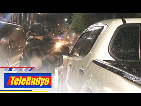 [ABS-CBN]  Police have surveillance footage of PCSO official's killers | Teleradyo