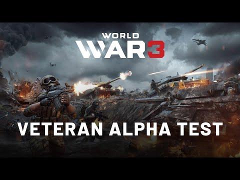 World War 3 : Veteran alpha test trailer