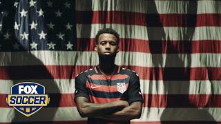 Kellyn Acosta on his goals for the USMNT | FOX SOCCER